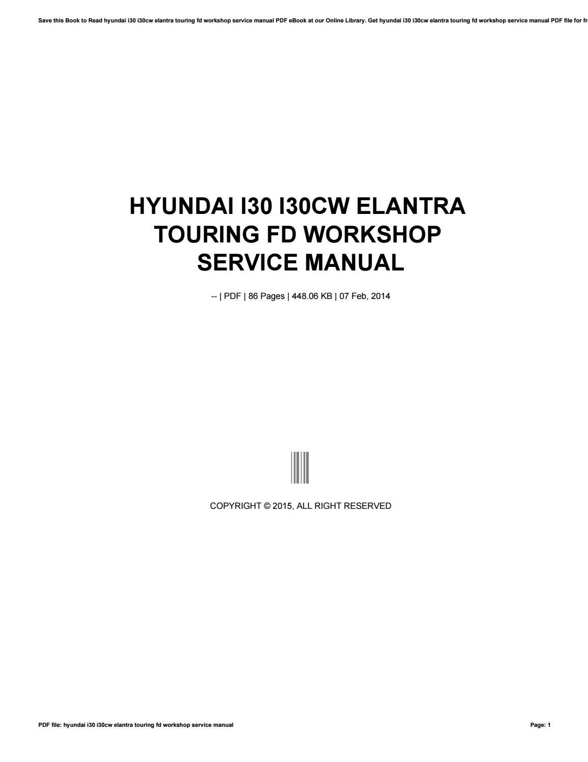 manual elantra 2014 pdf