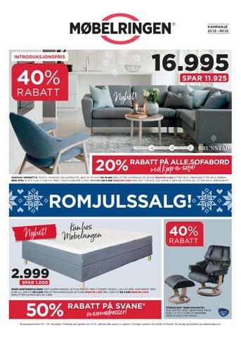Wonderful Romjulssalg møbelringen 2017 by Amedia Ressurs Harstad - issuu VW-11