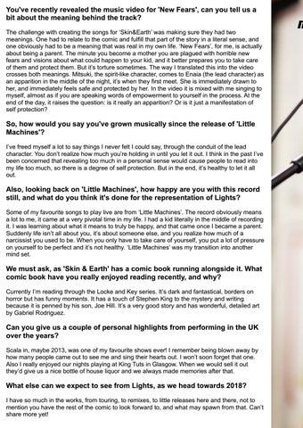 Issue 46 of Stencil Mag by Stencil Mag - issuu