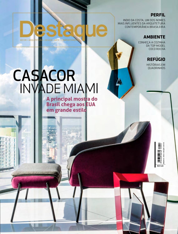bc3242251196e Revista Destaque Décor - Dezembro e Janeiro 2018 by Revista Destaque Decor  - issuu