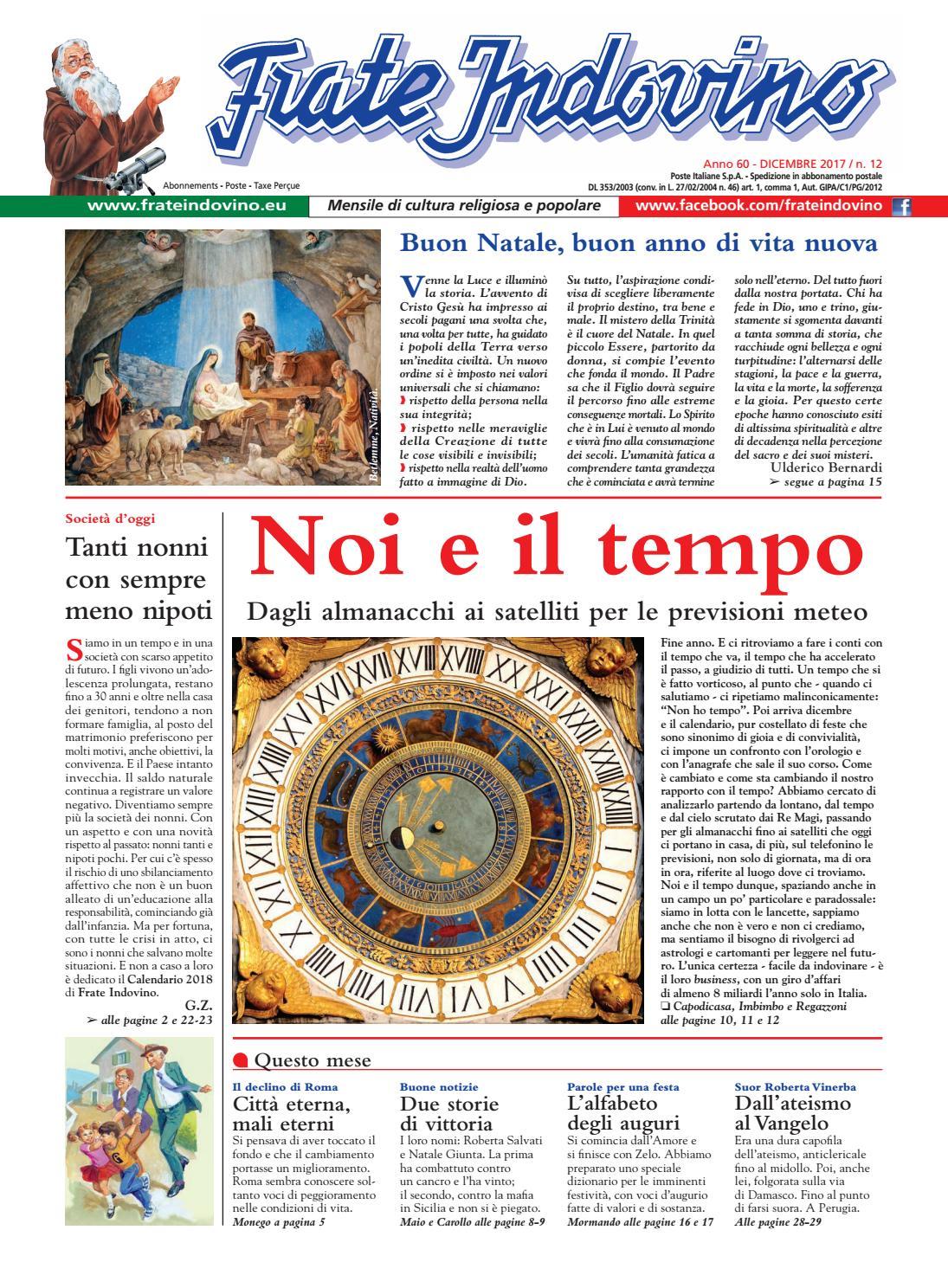 Dicembre by Edizioni Frate Indovino - issuu dd4d0e62eebc