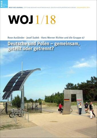 West Ost Journal 1 2018 By Stiftung Gerhart Hauptmann Haus Issuu