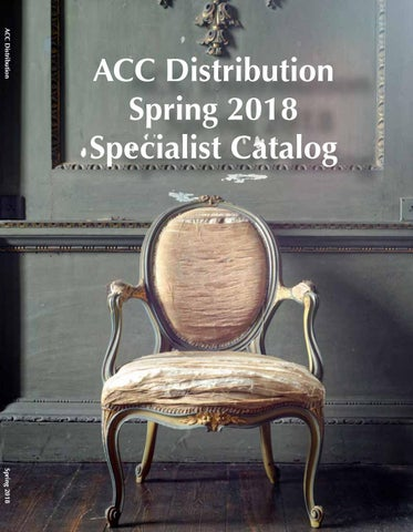 Acc distribution spring 2018 specialist catalog by ACC Art Books - issuu