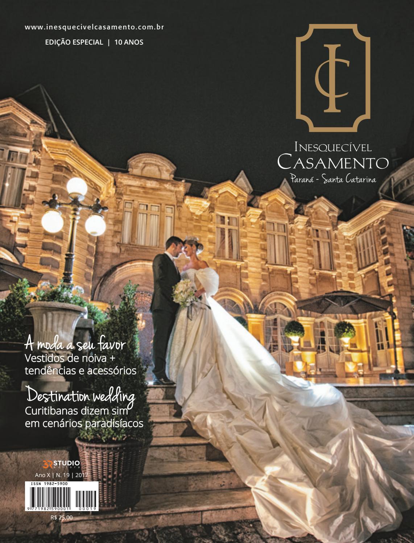 Inesquec Vel Casamento Paran Santa Catarina Ed 19 By