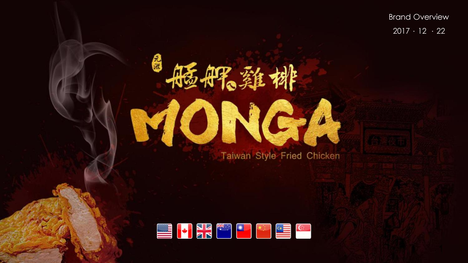 Monga Fried Chicken Overview By Hung Ju Issuu