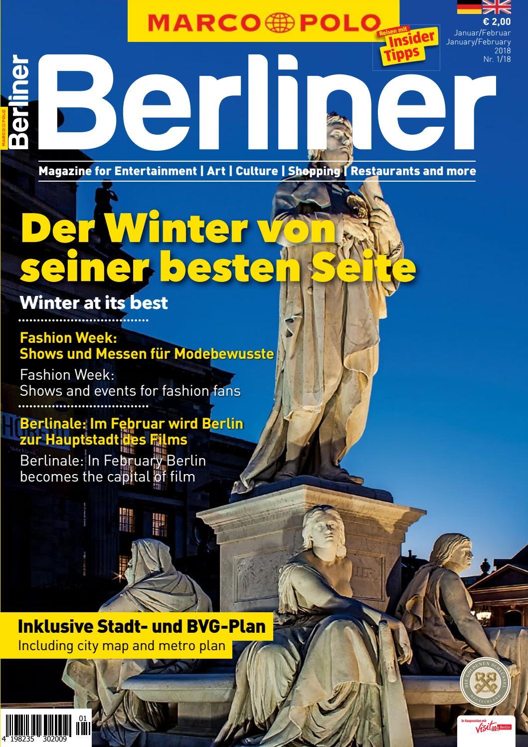 Marco Polo Berliner #01/18 by Berlin Medien GmbH - issuu