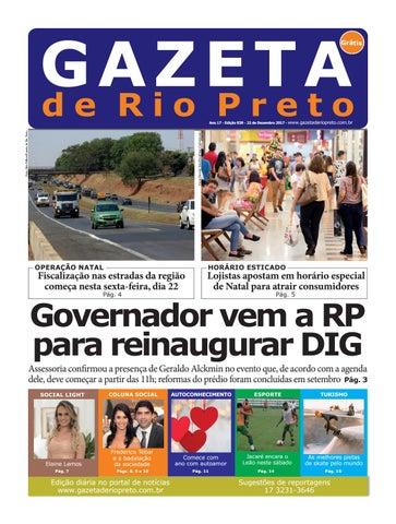 Gazeta de Rio Preto - 22 12 2017 by Social Light - issuu 38d71f062cf