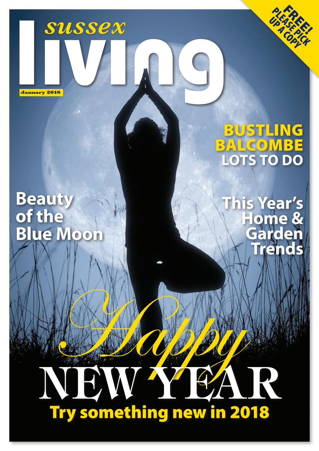 Sussex Living Jan18 By Sussex Living Issuu