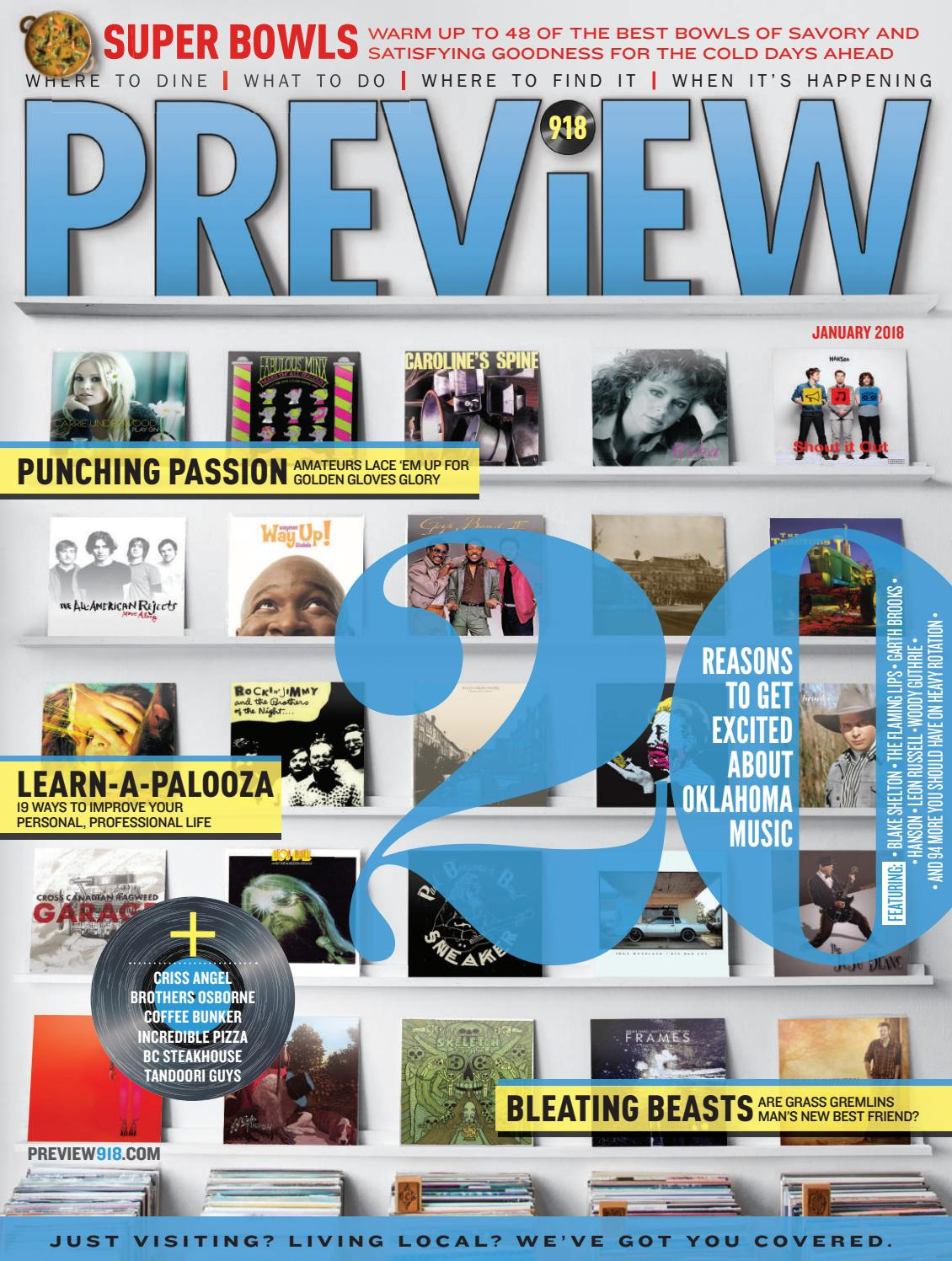 January 2018 Vol 32 No 1 By Preview 918 Issuu