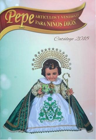 Niños Dios Pepe 2018 By Niños Dios Pepe Issuu