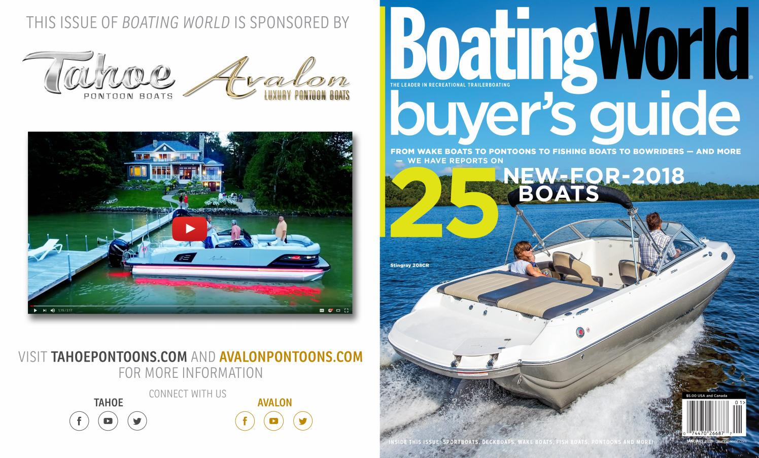January 2018 - Boating World