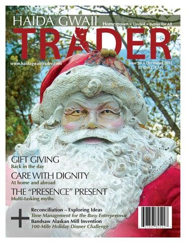 HGT Magazine #90 December 2017 by Haida Gwaii Trader - issuu