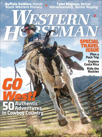 5023b95fc56aa Western Horseman Feb 2018 by Morris Media Network - issuu