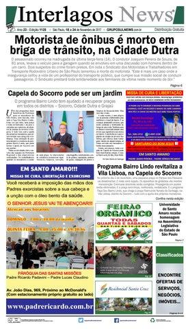 675a903efbcbb INTERLAGOS NEWS - Edição 1118 - São Paulo, 18 a 24 de dezembro de ...