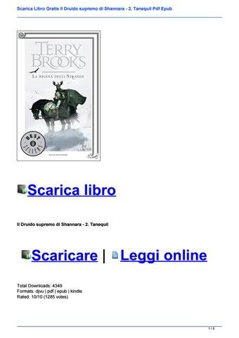 La Spada Di Shannara Ebook