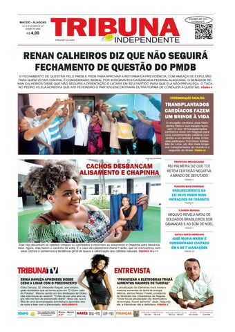 Edição número 3049 - 23 e 24 de dezembro de 2017 by Tribuna Hoje - issuu fec1ad915e