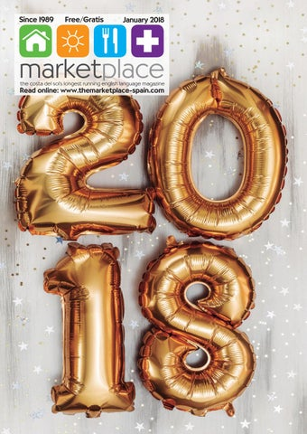 MARKET PLACE JANUARY 2018 by Baker Pickard SL - issuu
