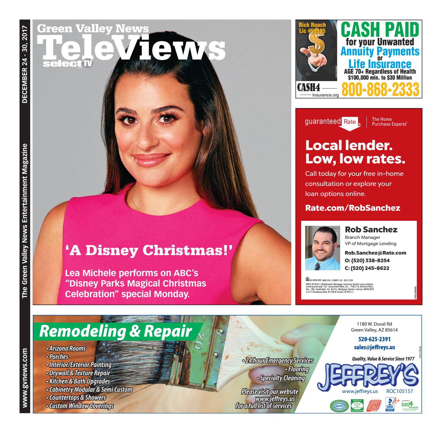 Televiews Sunday December 24 2017 by Wick munications issuu