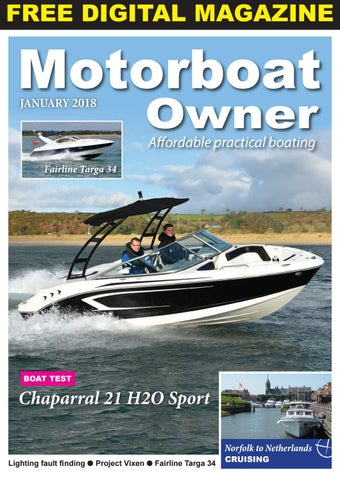 Confident Powerboating: Mastering Skills and Avoiding Troubles Afloat (International Marine-RMP)