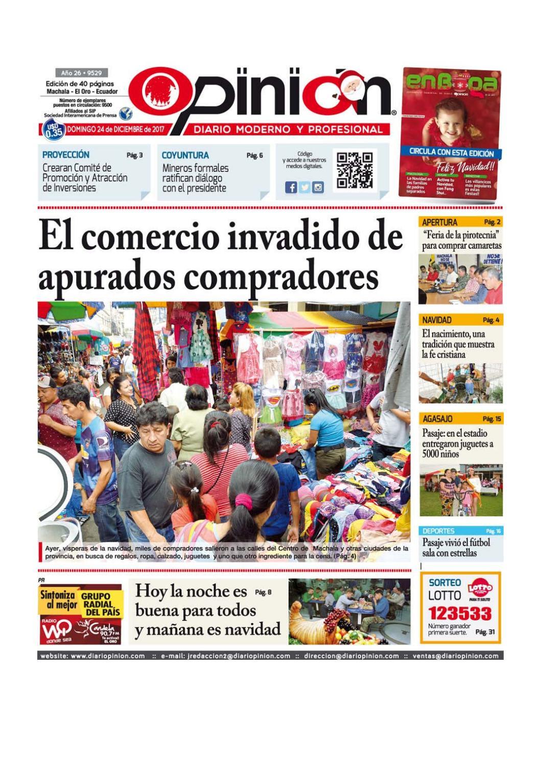 Impreso 24 12 17 by Diario Opinion - issuu