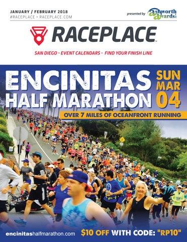 RACEPLACE San Diego Jan/Feb 2018 by RACEPLACE Magazine - issuu