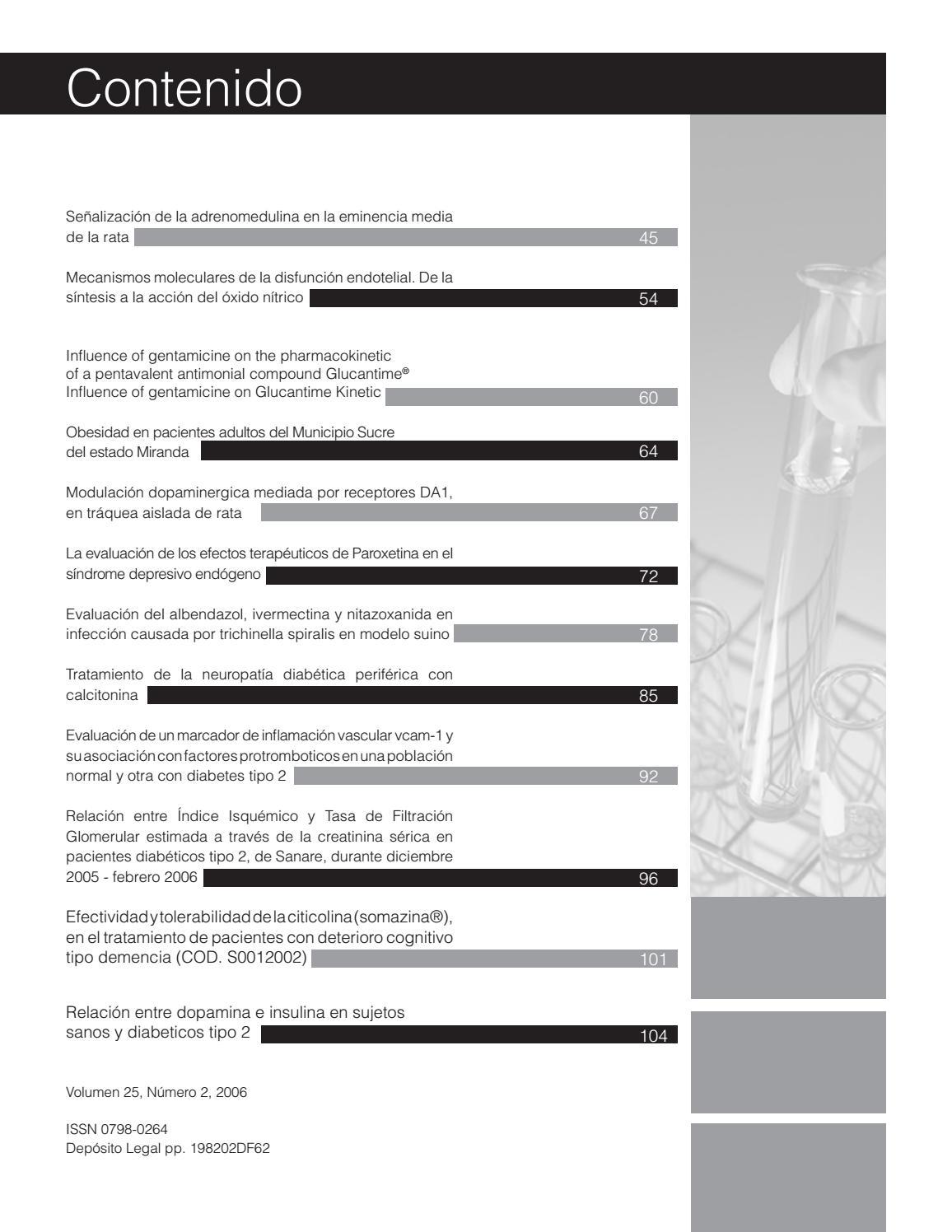 CG 54 de la buena orientación diabetes