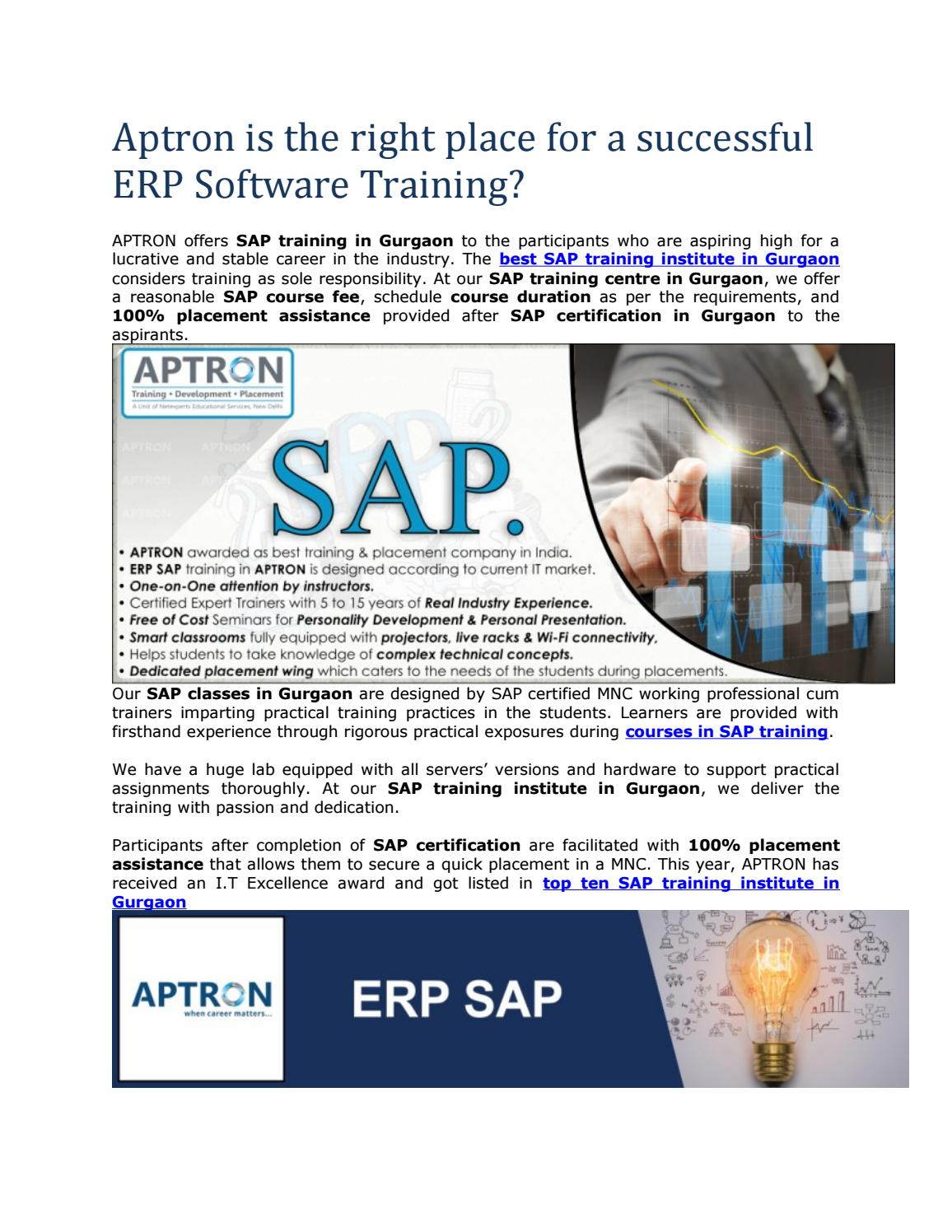 Best Erp Sap Training By Mahesh Yadav Issuu