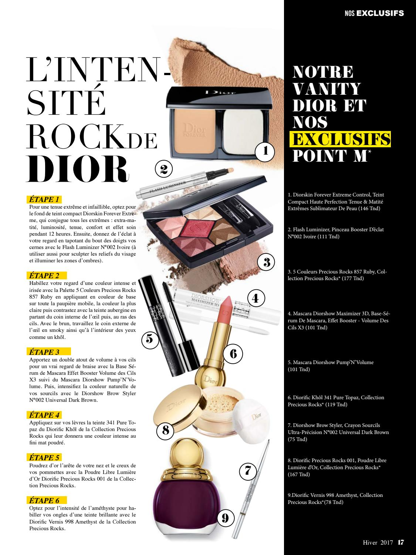 48b09fe12a8 Le Magazine Point M N°52 - Hiver 2017 by Point M Parfumeries - issuu