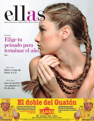250b346da2 Ellas 26-12-2017 by Diario El Centro S.A - issuu