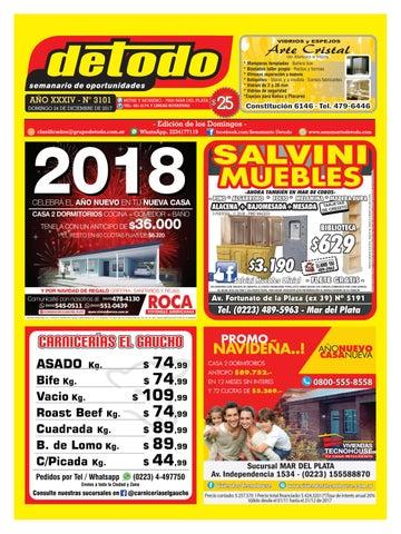 Semanario Detodo - Edición N° 3101 - 24/12/2017 by Semanario Detodo ...