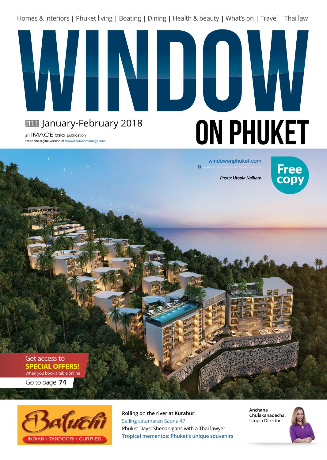 WINDOW on Phuket Jan-Feb 2018 by image-asia - issuu