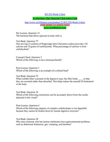 Sci 220 week 2 quiz by sa l ma n r u s h d i a b - issuu