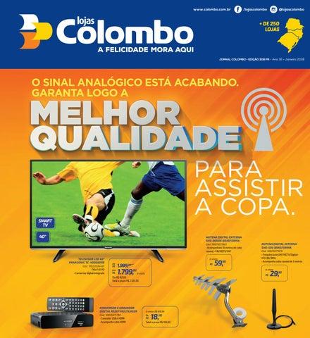 9d1a17a6b Tabloide Janeiro 18 - PR by Lojas Colombo - issuu