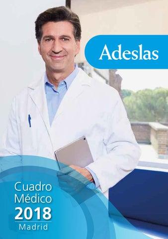 Madrid 2018 by seguros torrelodones issuu - Oficinas de adeslas en madrid ...