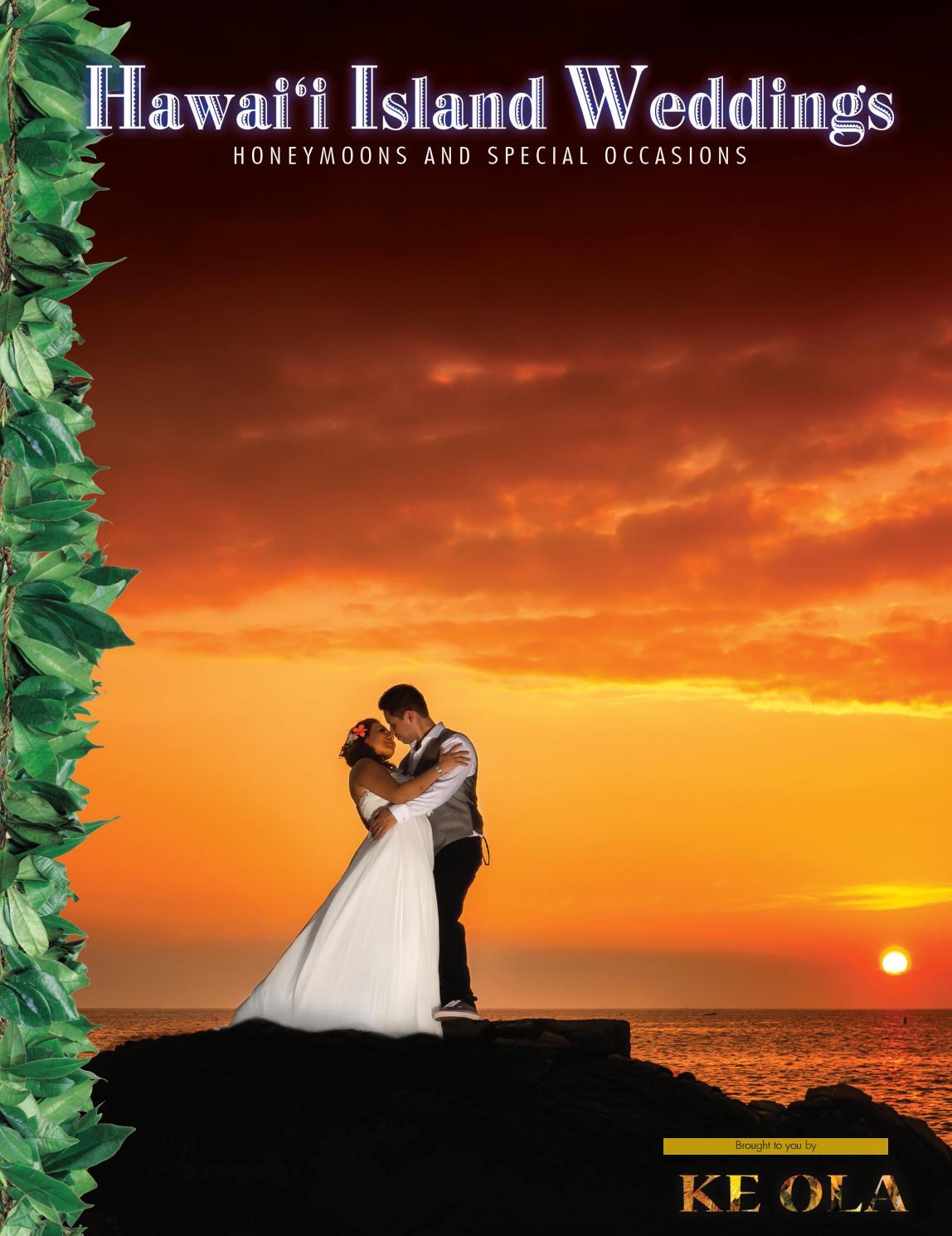 fa7fca77618f Wedding 2018 by Ke Ola Magazine - issuu