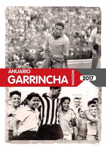 Anuario Garrincha Magazine 2017 by Garrincha Magazine - issuu 72f4249dc8b5c