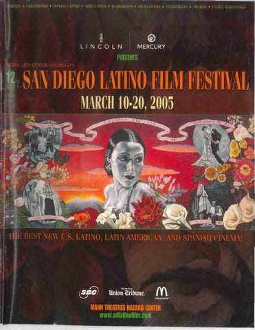 12th Annual San Diego Latino Film Festival 2005 By Ethan Thillo Issuu
