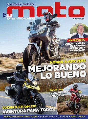 Revista tu moto 59 by Revista Tu moto - issuu 791fa3f68dd