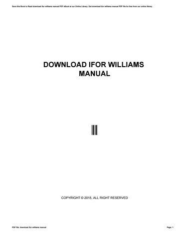 download ifor williams manual by p806 issuu rh issuu com Ifor Williams Lab Horse Trailer