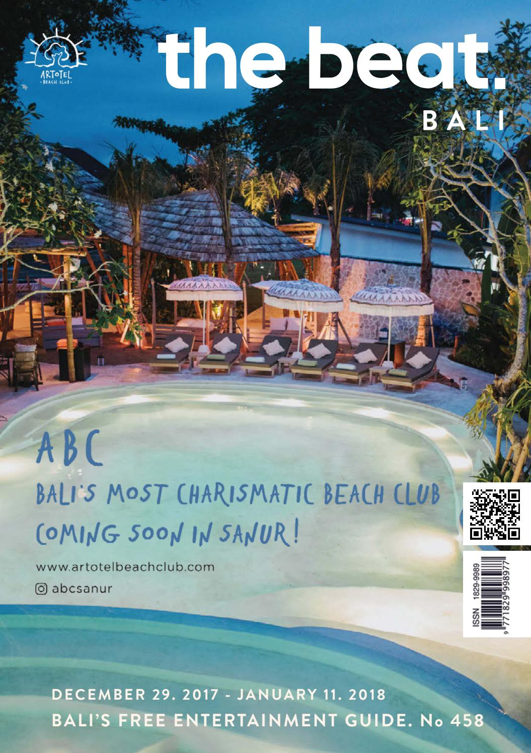 The Beat 458 By Bali Issuu Voucher Hotel Berry Glee Kuta