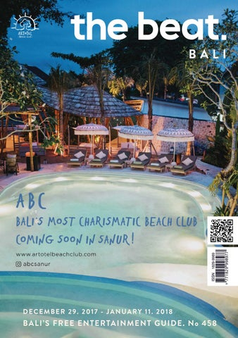 The Beat 458 by The Beat Bali - issuu