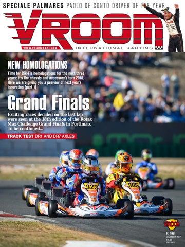 Go Kart Racing Pa >> Vroom International December 2017 Avxhm Se By Dinh Tien Dung Issuu