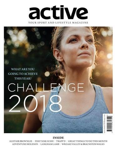 fe386efdf4084 Active Magazine    January 2018 by Active Magazine - issuu