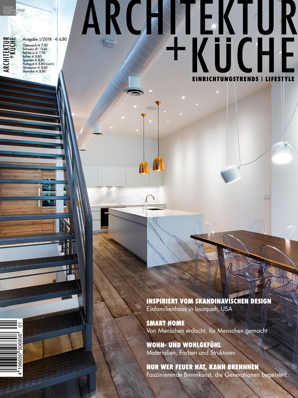 ARCHITEKTUR + KÜCHE 1/2018 by Fachschriften Verlag - issuu