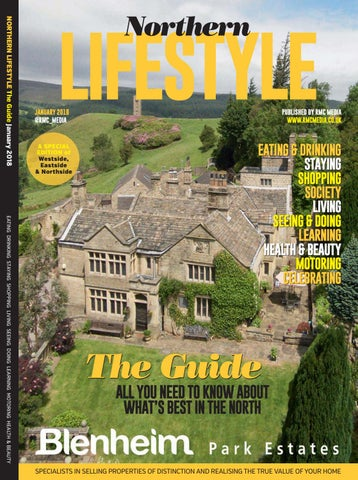 Northern lifestyle 2018 by rmc media issuu northern lifestyle the guide january 2018 fandeluxe Choice Image