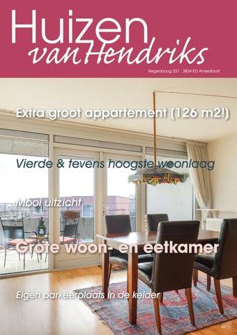 Amersfoort, Regenboog 331 by Hendriks Makelaardij - meer makelaar ...