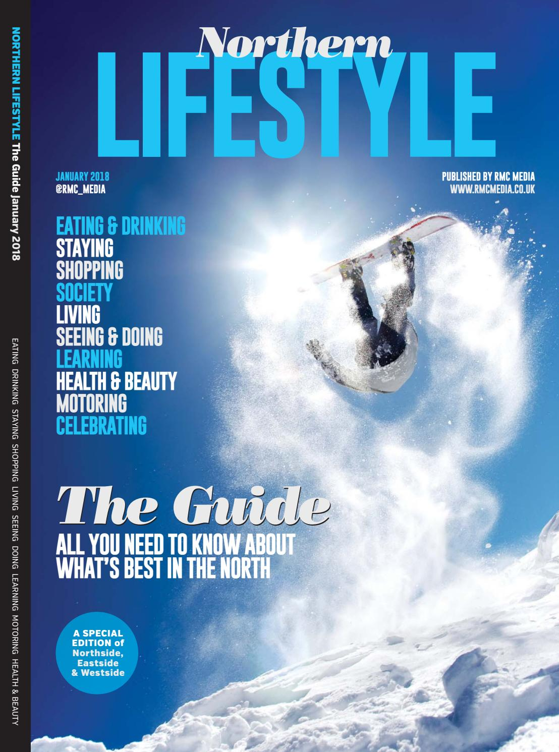 Northern Lifestyle 2018 by RMC Media - issuu