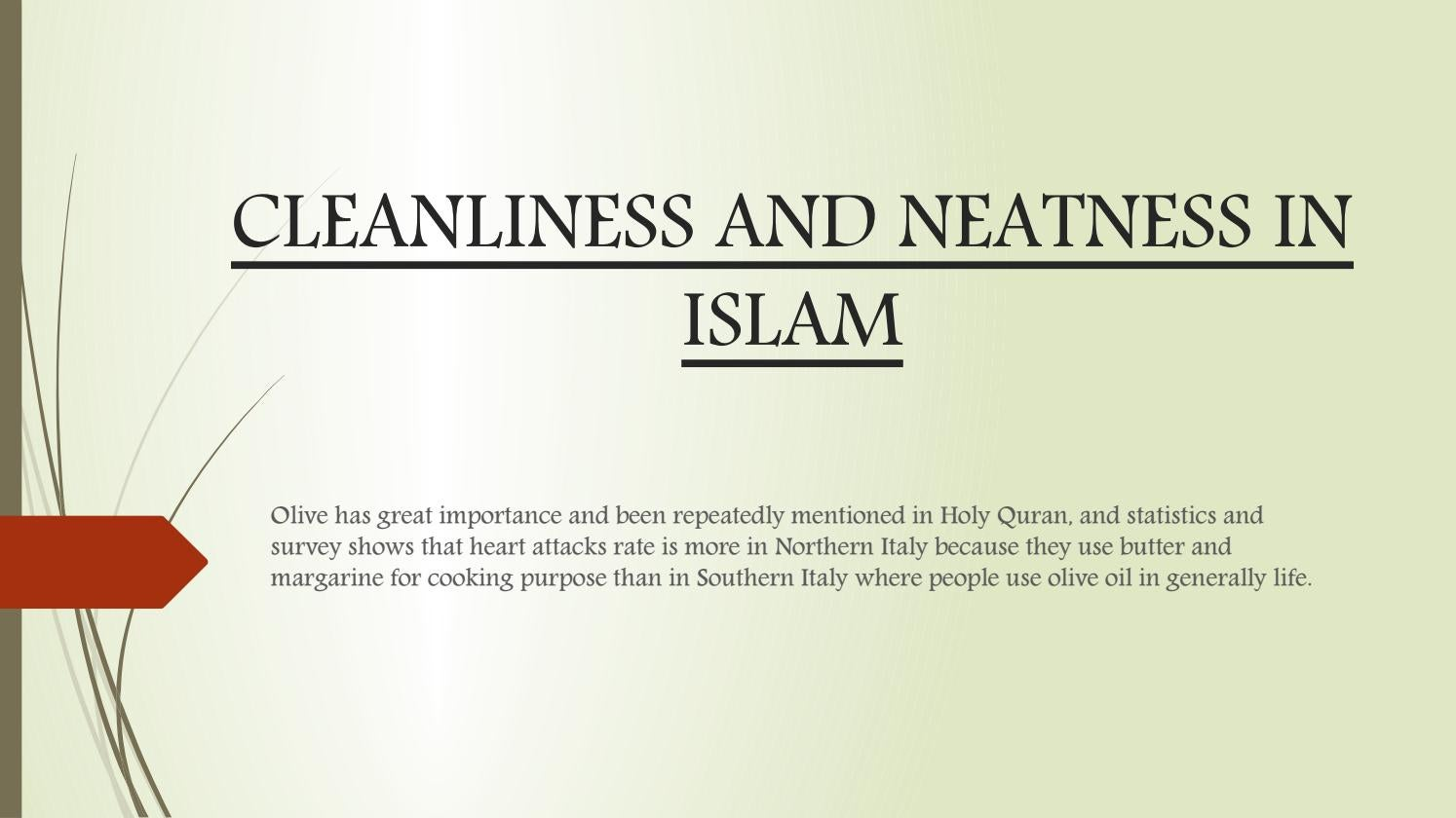 Cleanliness And Neatness In Islam by cheapumrahpackages - issuu
