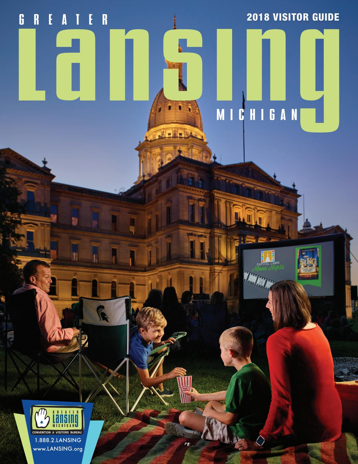 2018 Greater Lansing Visitor Guide by Greater Lansing Convention ...