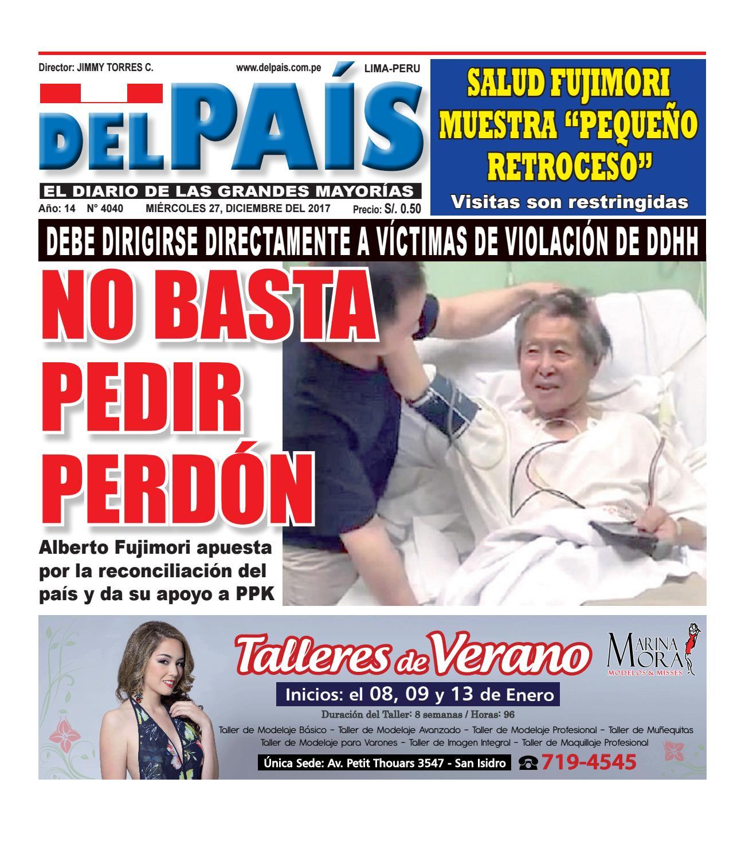 Edicion Impresa 27 de Diciembre del 2017 by Diario Del Pais - El ...
